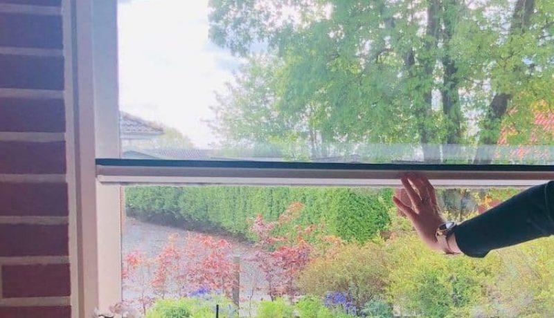 Rullenet vindue ny